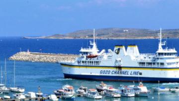 Rejs promem na Gozo