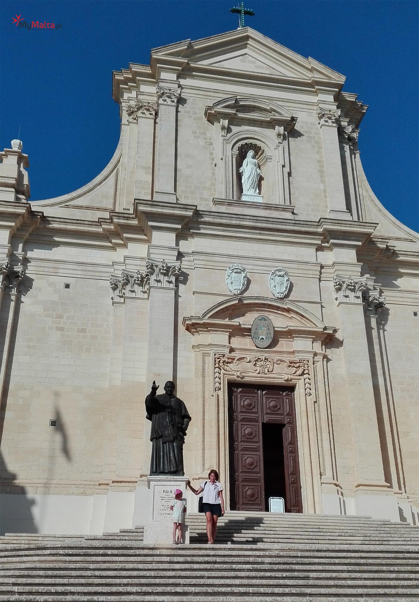 Katedra św. Marii - Victoria