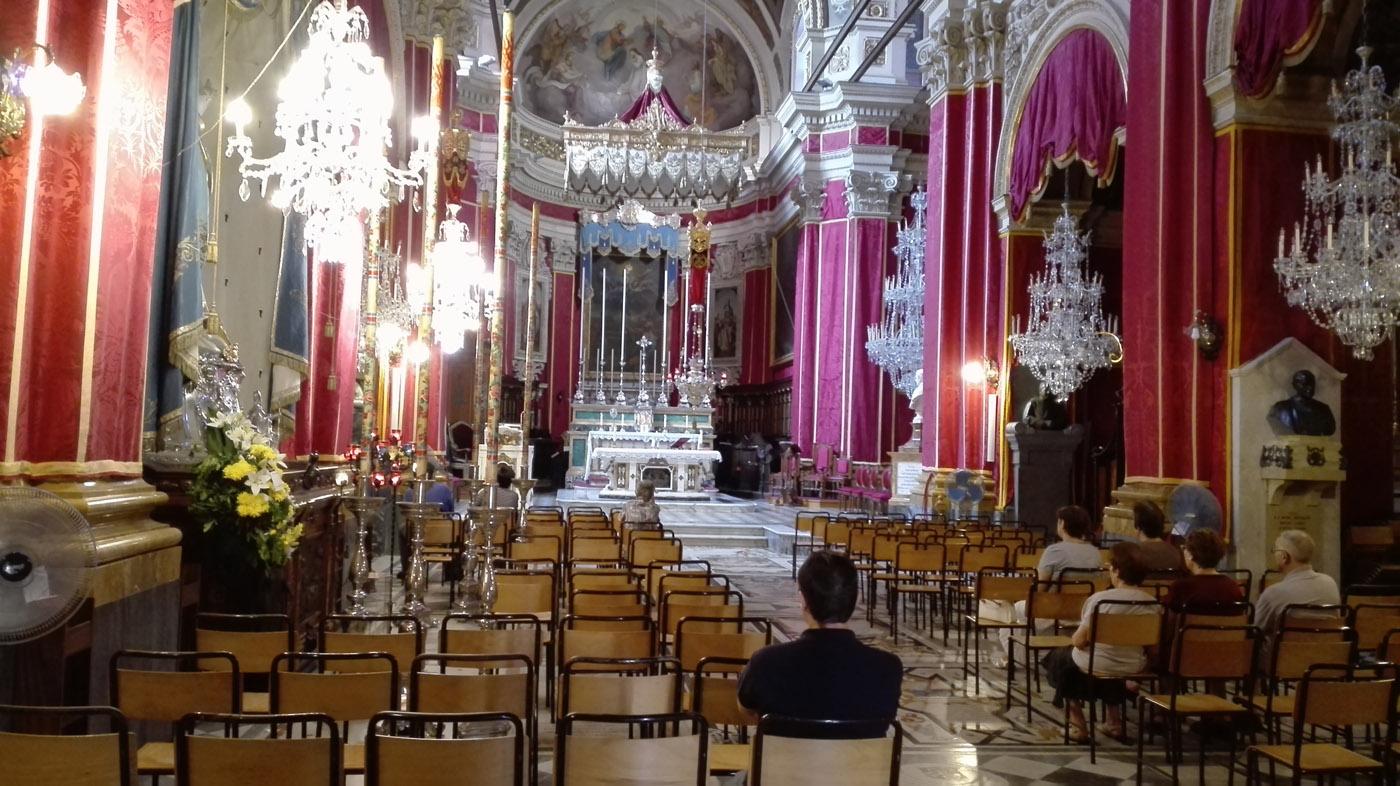 Victoria - Katedra sw Marii